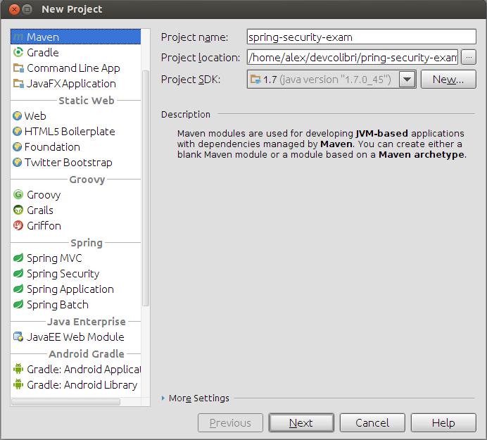 JAVAX SERVLET HTTP HTTPSERVLETREQUEST SPRING MAVEN - Utilisation des