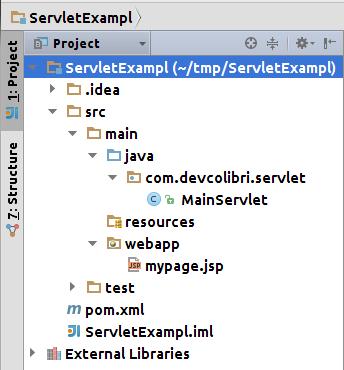 Как создать Servlet?